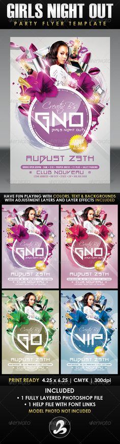 Club Flyer  Flyer Printing Print Templates And Fonts