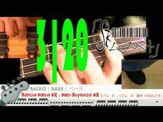 Rítimica Básica BX 3 | Basic Rhythmics BX 3 |三 :バス の  リズム の 基本[きほんてき]