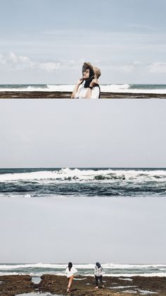 Ootd Poses, Hijab Style Tutorial, Sea Photography, Selfie Poses, Insta Photo Ideas, How To Pose, Instagram Story Ideas, Aesthetic Photo, Beach Photos