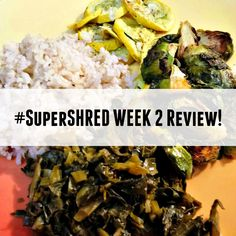 My Week 2 Review of Dr. Ian Smith's  #SuperShred Diet!  | My Pretty Brown Blog #weightloss #ShredderNation #diet