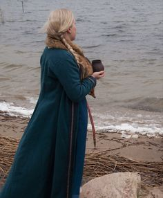 Viking age overcoat