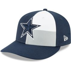 45f88ea8532 Dallas Cowboys New Era 2019 NFL Draft On-Stage Official Low Profile 59FIFTY  Fitted Hat – Navy, Your Price: $37.99