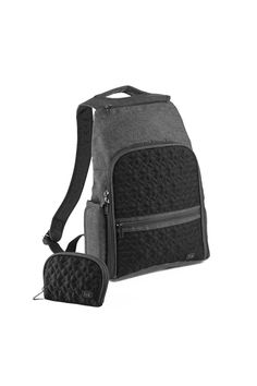 Lug Life Dodger Mini Backpack in Midnight Black - Beyond the Rack