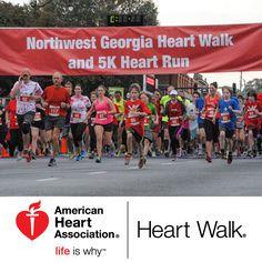 Northwest Georgia 5K Heart Run