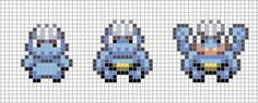 Mini: Machop, Machoke, Machamp by Hama-Girl