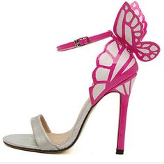 Sweet Butterfly Sandals