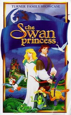 one of the few non-Disney animated movies I loved