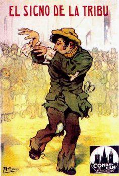 """""""El Signo de la Tribu"""" (1914) Realización: José María Codina"""