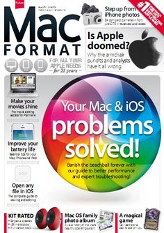 Mac Format Magazine June 2014
