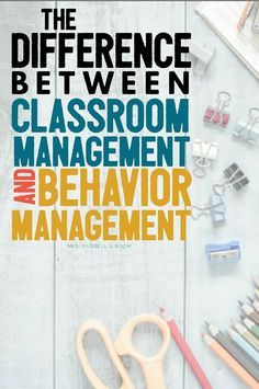 7 classroom management secrets for substitutes pinterest the difference between classroom management behavior management mrs russells room fandeluxe Images