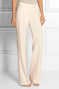 Stella McCartney | Jasmine wool wide-leg pants | NET-A-PORTER.COM