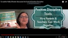 What if teachers & parents used common tools and language for problem solving? My interview with Kelly Gfroerer, co-author of Positive Discipline Teacher Tools & Executive Director of the Positive Discipline Association Positive Discipline, Camping Theme, Teacher Tools, School Projects, Problem Solving, Trauma, The Help, Things To Think About, Interview
