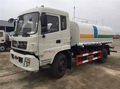 Dongfeng 12 toneladas de caminhão de água de capacidade para venda