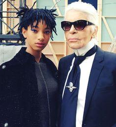 God Save the Queen and all: Willow Smith es la nueva Embajadora de Chanel #willowsmith #chanel #ambassador
