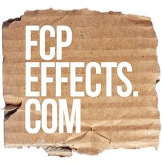 FCPeffects.com has tons of great Final Cut Pro X plugins!