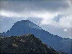 El Curavas, desde algún punto del Puerto de Pineda. Imagen de nuestro colaborador @Pumar59.