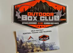 Outdoor Box Club is a monthly box full of useful items for all sorts of outdoor activities like; hunting, fishing, hiking and camping. Up...