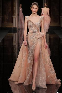 [[MORE]]Ziad Nakad Haute Couture Spring Summer 2017 Colletion Source