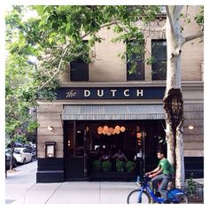 The Dutch in New Yor