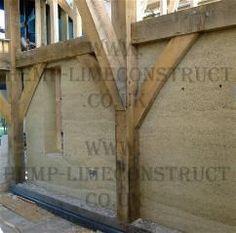 #Hemcrete #Hempcrete house idea structure