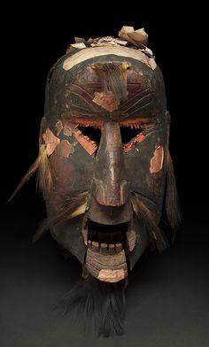 Shaman's  Mask  -   Yao  Culture