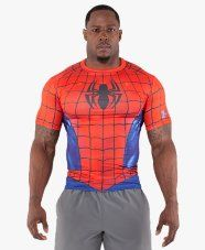 Under Armour now does super heroes!  Men's Under Armour® Alter Ego Compression Shirt