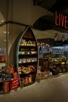 Seafood Store, Seafood Market, Seafood Kitchen, Japanese Bar, Supermarket Design, Meat Shop, Fish House, Fish And Meat, Restaurant Furniture