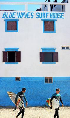 Coohuco | Morocco | Traveler | Blue Waves Surf http://www.coohuco.com/blue-waves/