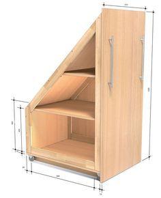 17 ideas for coat closet diy stairs Understairs Storage Closet coat DIY Ideas st. Attic Bedroom Storage, Loft Storage, Master Bedroom Closet, Attic Rooms, Reading Nook Closet, Closet Under Stairs, Corner Closet, Staircase Storage, Diy Cupboards