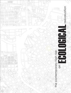Architecture Thesis Book This book contains my architectural investigation during my undergraduate thesis at Newschool of Architecture & Design. The thesis explored and dissected the modern high rise in order to re-evaluate it programmatically, functionally, and ultimately, ecologically_Camden Wade