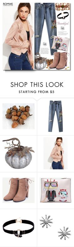 """""""Pink Jacket"""" by andrea2andare ❤ liked on Polyvore"""