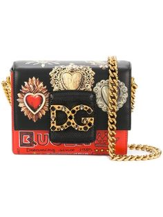 Shop Dolce & Gabbana DG Millenials crossbody bag today with fast Australia delivery and free returns Black Leather Crossbody Bag, Crossbody Shoulder Bag, Shoulder Handbags, Calf Leather, Leather Shoulder Bag, Shoulder Bags, Red Leather, Dolce & Gabbana, Miu Miu