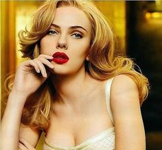 Scarlett Johanson for D.