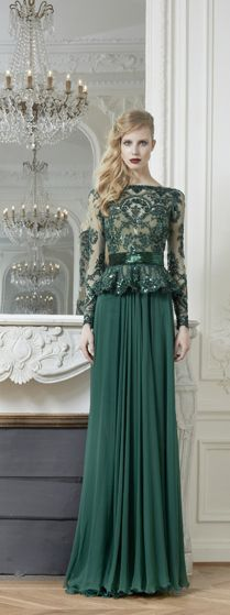 Zuhair Murad Fall/Winter 2013 Pre-Collection