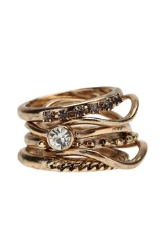so cute, more stackable rings :)