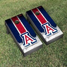 Arizona Wildcats Vintage Cornhole Game Set