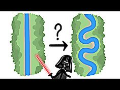 Why Do Rivers Curve? - YouTube