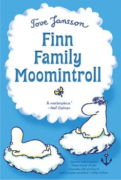 Finn Family Moomintroll - April 9