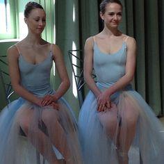 Pretty ballerinas from @nvballet @smithcenterlv #sclv #vegasbloggers - @rockstarmomlv