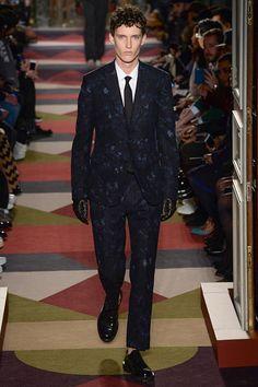 Valentino - Fall 2015 Menswear - Look 26 of 54