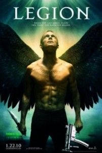 Who would have thought that there was a demand for more human vs angel violence on television? Well, apparently Syfy seems to think that's exactly what we want to see because they're developing a series version of the 2010 supernatural thriller 'Legion', which starred Paul Bettany, Lucas Black, Tyrese Gibson, and NBC's failed Wonder Woman herself, Adrianne Palicki.