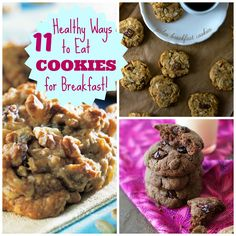 Jumbo Breakfast Cookies Recipe | Breakfast and Brunch Recipes ...