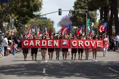 Strawberry Festival - Garden Grove May 22-25, 2015  The festival is a parade and carnival celebrating the city's strawberry-growing history. Free admission!