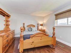 10 Kenton Crt, Whitby ONTARIO - 12   MLS Canada House, Ontario, Condo, Real Estate, Bed, Furniture, Home Decor, Decoration Home, Stream Bed