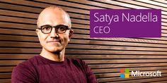 Satya Nadella is #Microsoft's new #CEO http://news.softpedia.com/news/Satya-Nadella-Officially-Named-New-Microsoft-CEO-423753.shtml | Repinned by @lelandsandler