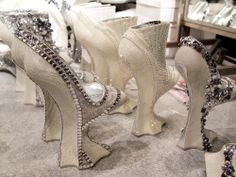 Jan Taminiau - Ive seen some shoes in my time but these ones are positively life threatening!