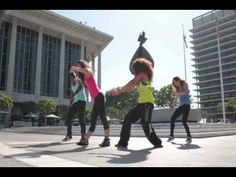 National Dance Day 2012 - Zumba Routine    Looks like a fun routine.      #zumbafitness  #nationaldanceday #crazylove
