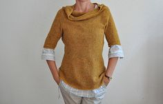 by fallmasche on ravelry - love the styling too.