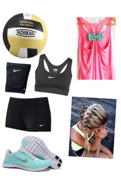 cute volleyball outfits - Google Search