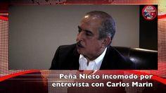 PEÑA NIETO EXPLOTA EN ENTREVISTA CON CARLOS MARIN 🔴 | Noticias al Momento